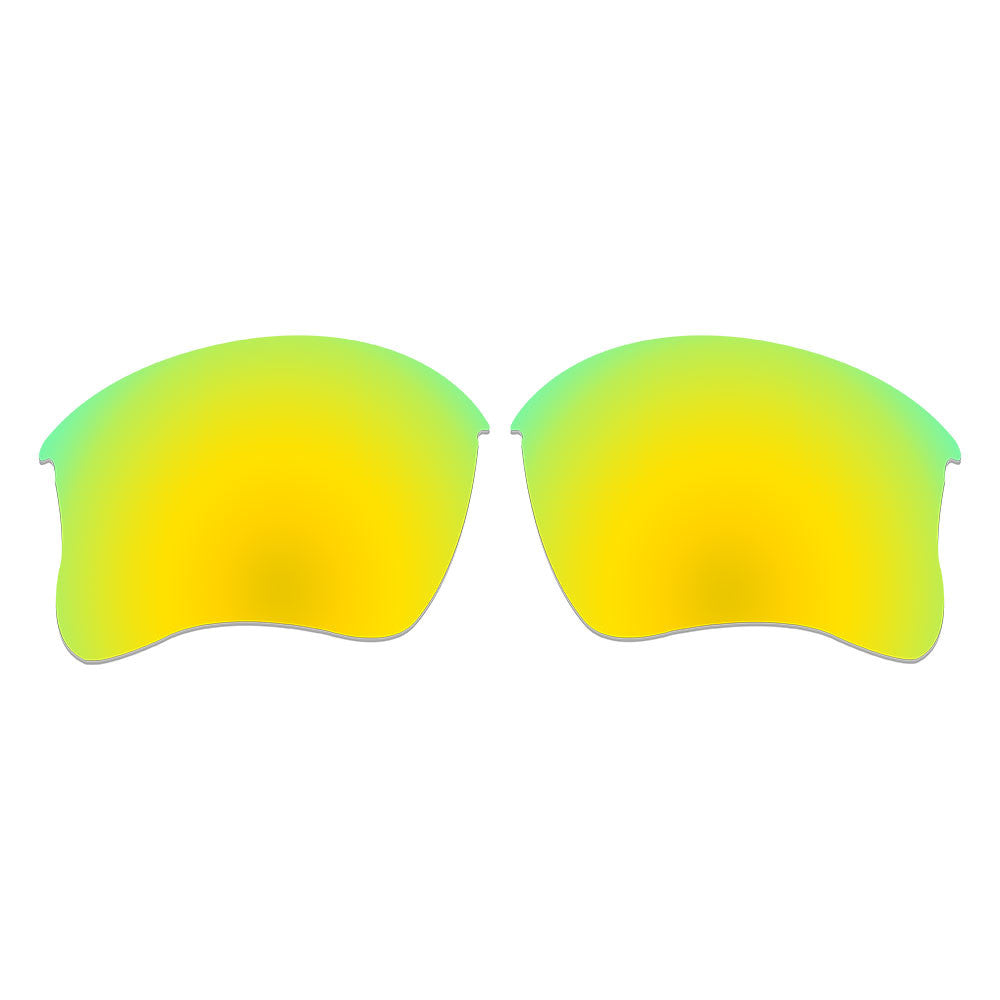 77cbddb131 ... Dynamix Replacement Lenses for Oakley Flak Jacket XLJ - Polarized 24K  Gold 4 ...