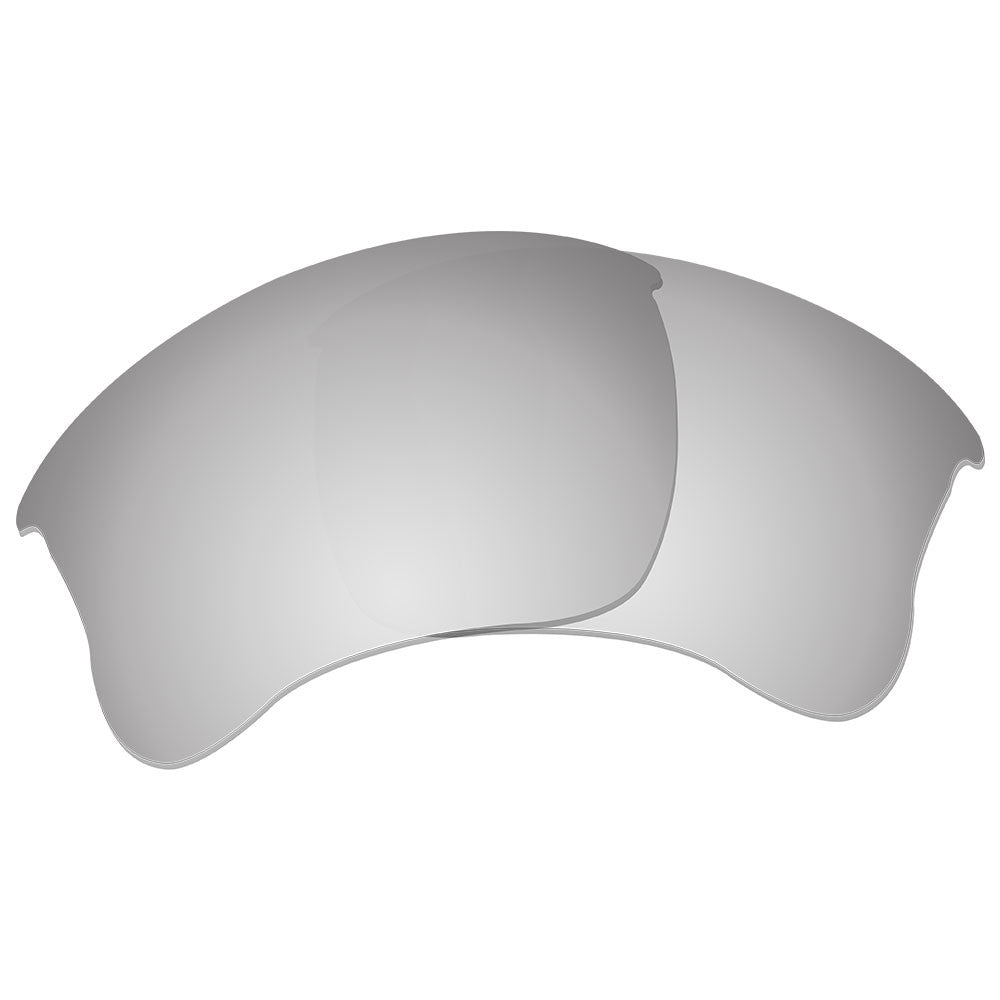 56b5f47ec8f ... Titanium 1  Dynamix Replacement Lenses for Oakley Flak Jacket XLJ - Polarized  Titanium 2 ...