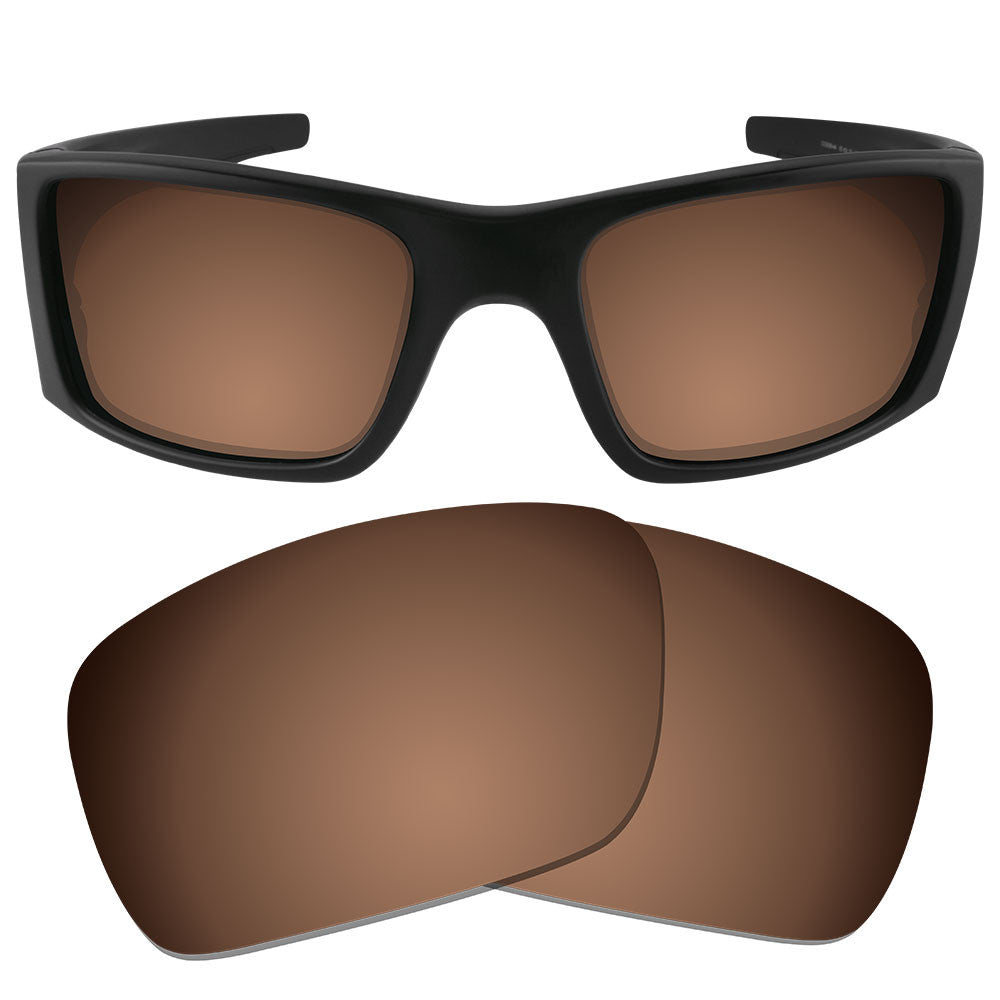 58ee9646d2 ... Dynamix Replacement Lenses for Oakley Fuel Cell - Polarized Earth Brown  1 ...