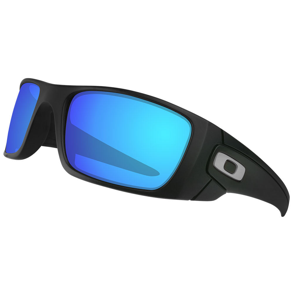 Cell Fuel Ice For Polarized Mirror Replacement Dynamix Lenses Blue Oakley H2ED9YWI