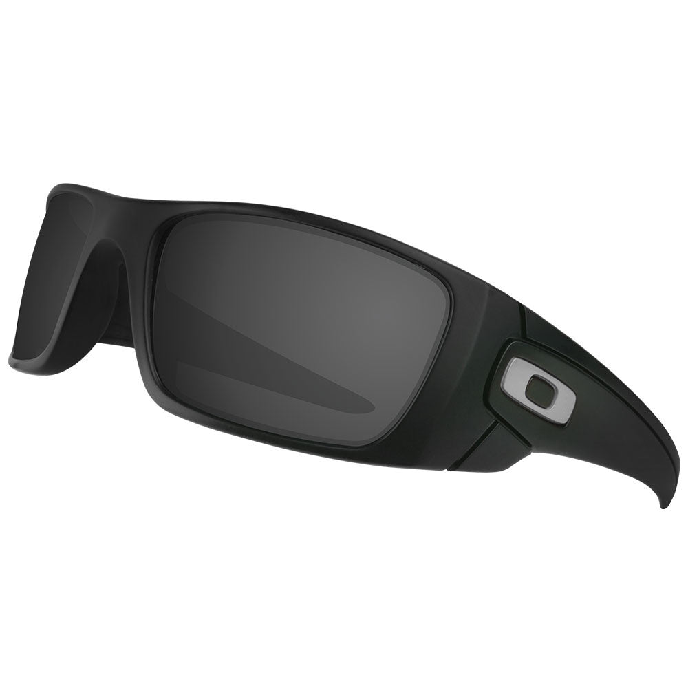 0e9dc1279b Dynamix Replacement Lenses for Oakley Fuel Cell - Polarized Solid Black 5  ...