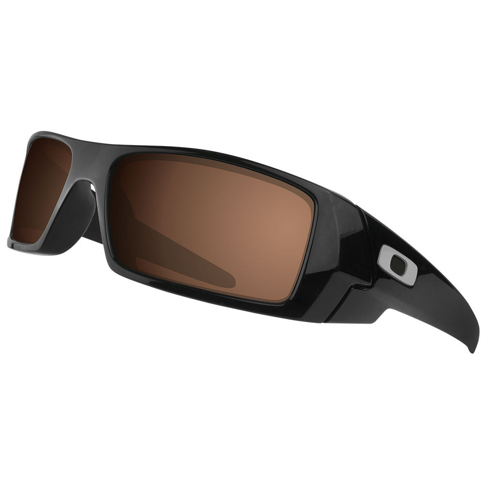 93bbabba79 Dynamix Replacement Lenses for Oakley Gascan - Polarized Earth Brown 5 ...