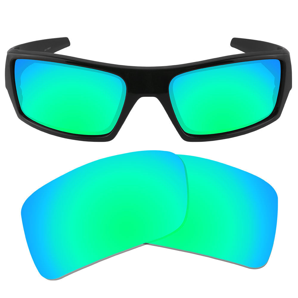 cc1137fec9f ... Dynamix Replacement Lenses for Oakley Gascan - Polarized Emerald Green  1 ...
