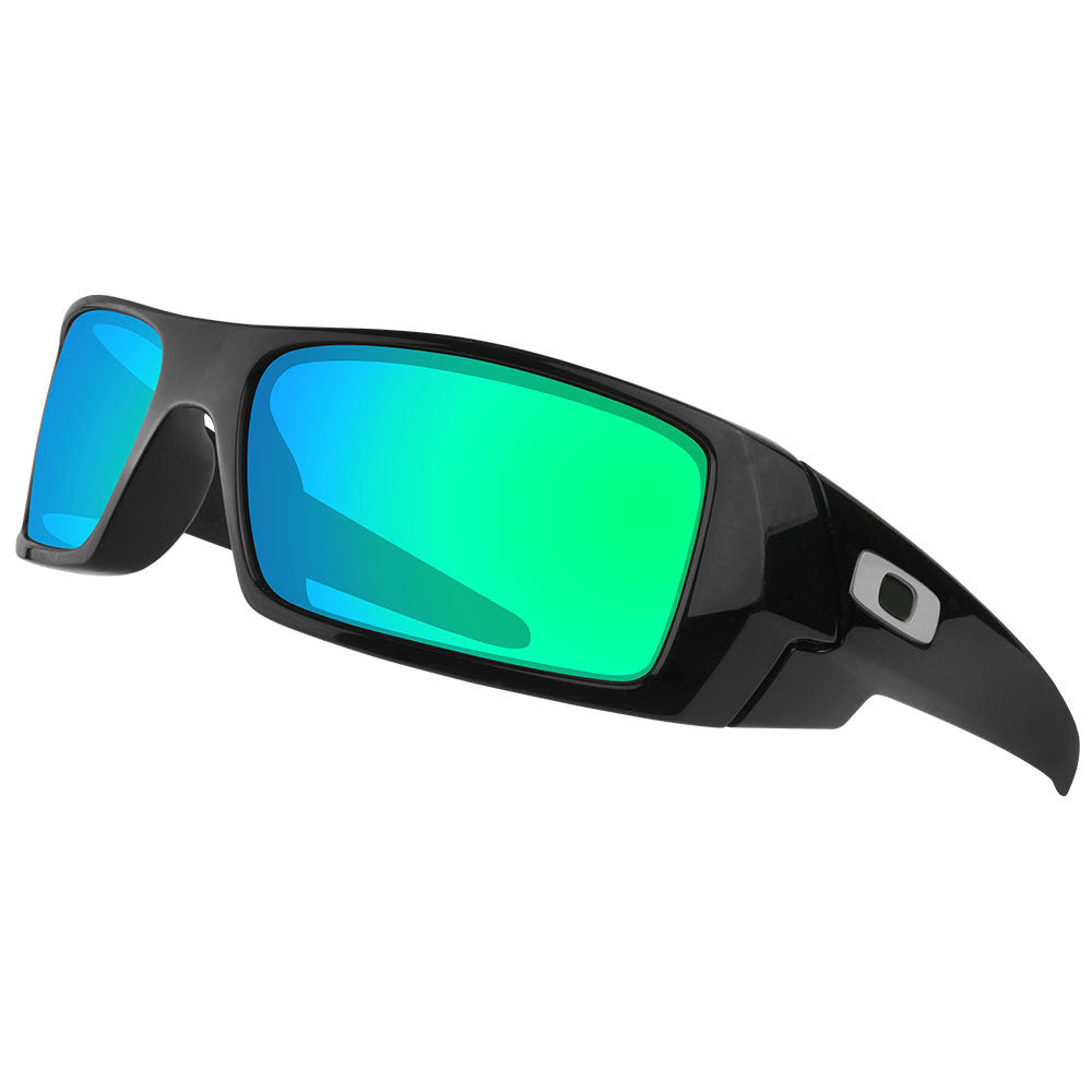 06d62556362 Dynamix Replacement Lenses for Oakley Gascan - Polarized Emerald Green 5 ...