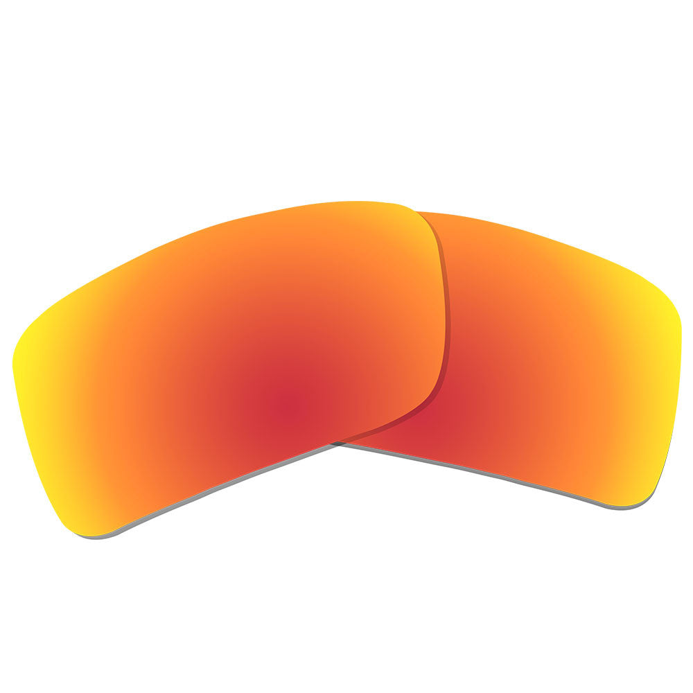 oakley gascan red zoq2  Dynamix Replacement Lenses for Oakley Gascan