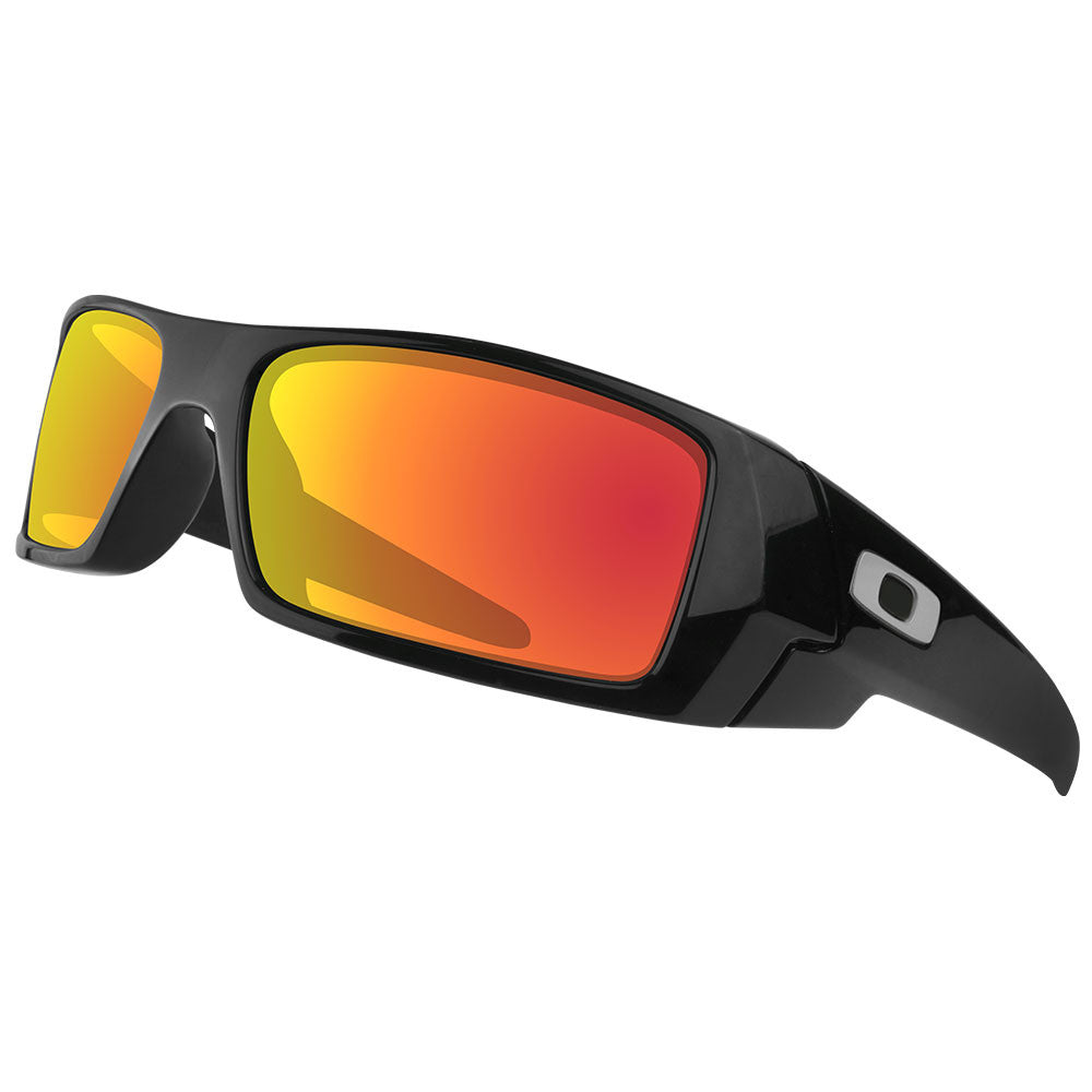 Oakley Gascan Red Lenses