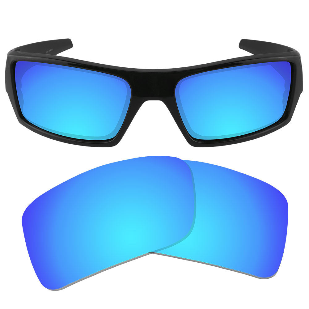 4c0b68850a ... Dynamix Replacement Lenses for Oakley Gascan - Polarized Ice Blue 1 ...
