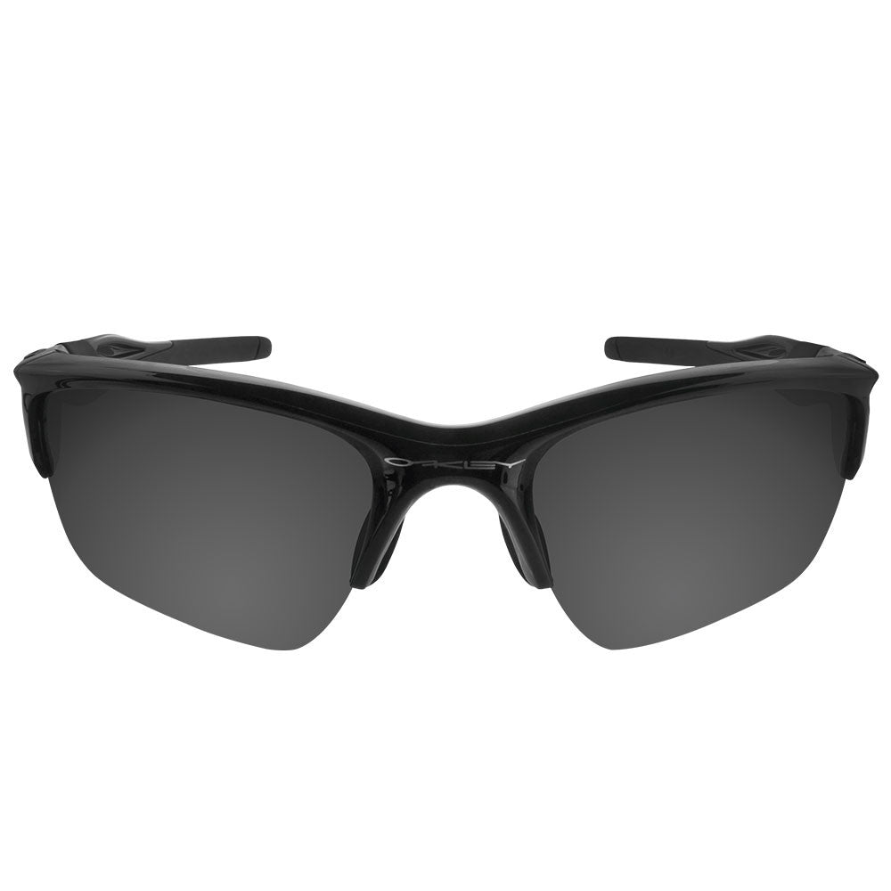 Oakley Half Jacket 2 0 Xl >> Dynamix Polarized Replacement Lenses For Oakley Half Jacket 2 0 Xl Solid Black