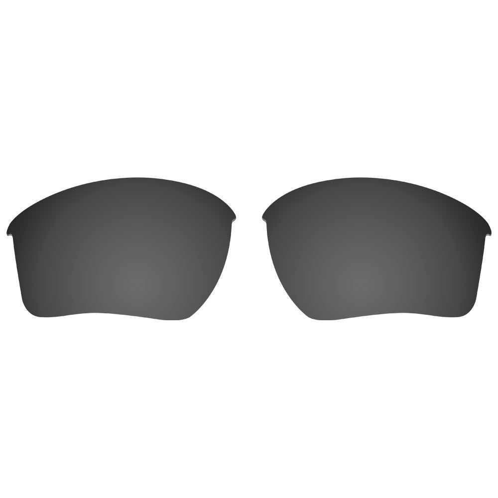 ... Dynamix Replacement Lenses for Oakley Half Jacket 2.0 XL - Polarized  Solid Black 4 ...
