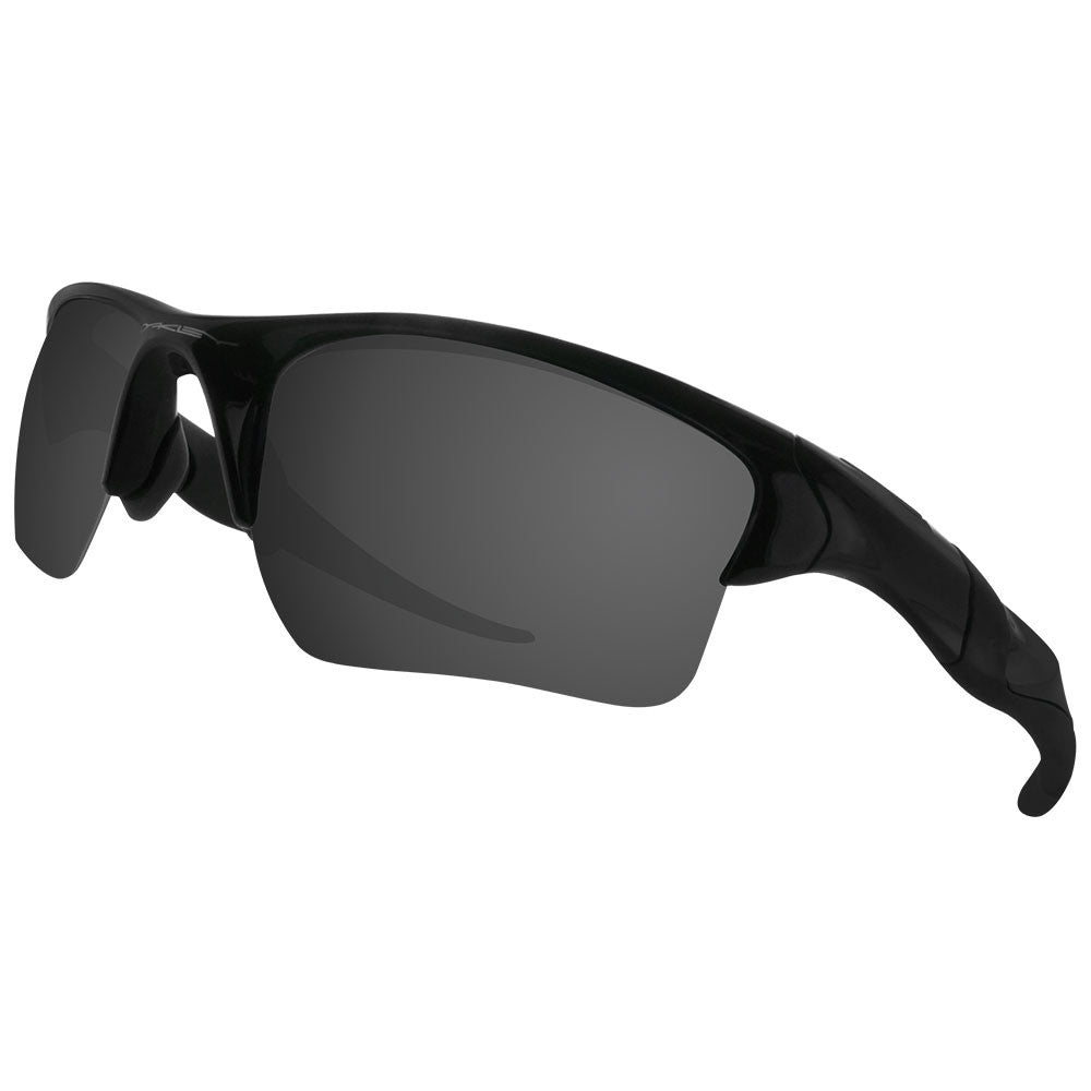 6911f71cd61 Dynamix Replacement Lenses for Oakley Half Jacket 2.0 XL - Polarized Solid  Black 5 ...