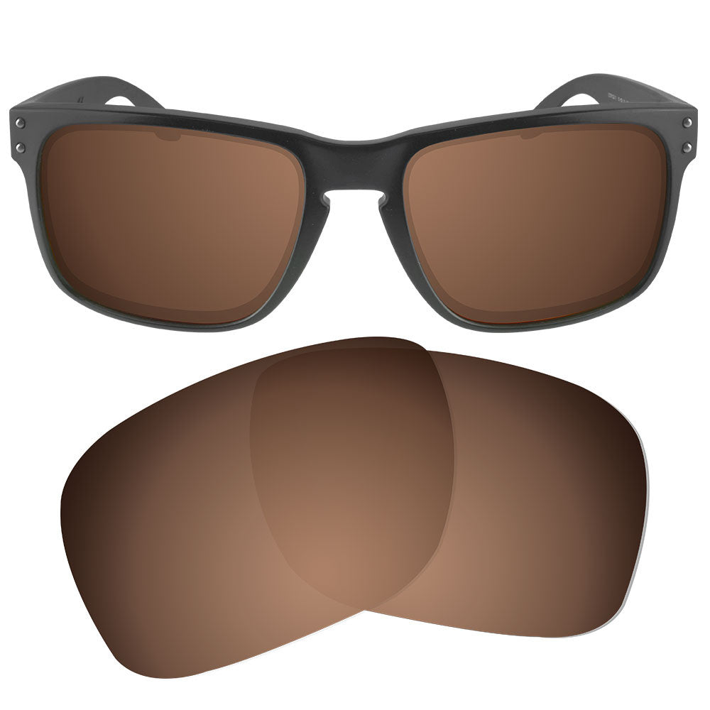 ... Dynamix Replacement Lenses for Oakley Holbrook - Polarized Earth Brown  1 ...