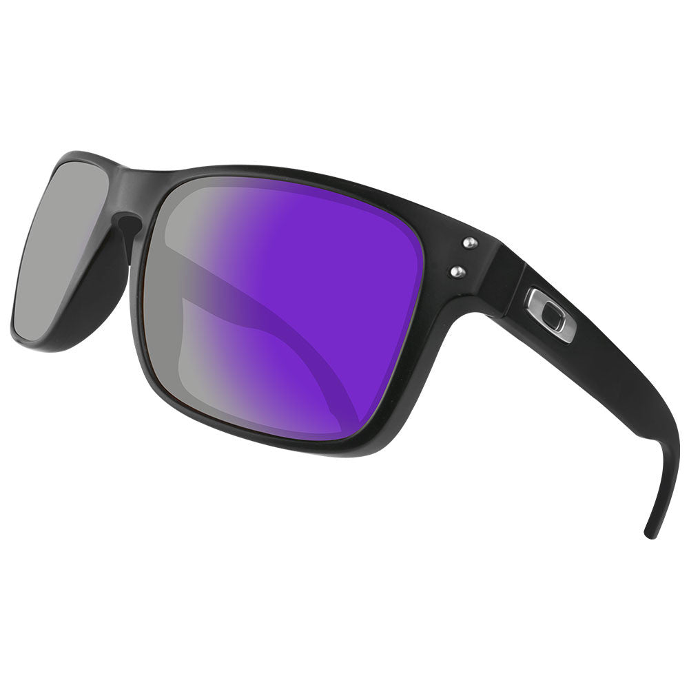 Oakley Holbrook Purple Lenses