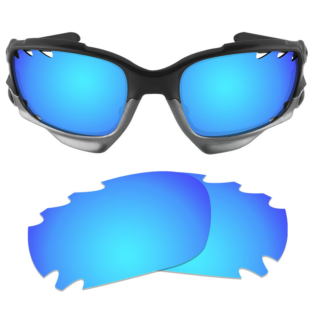 7da5ef8ac08 ... Dynamix Replacement Lenses for Oakley Jawbone Vented - Polarized Ice  Blue 1 ...