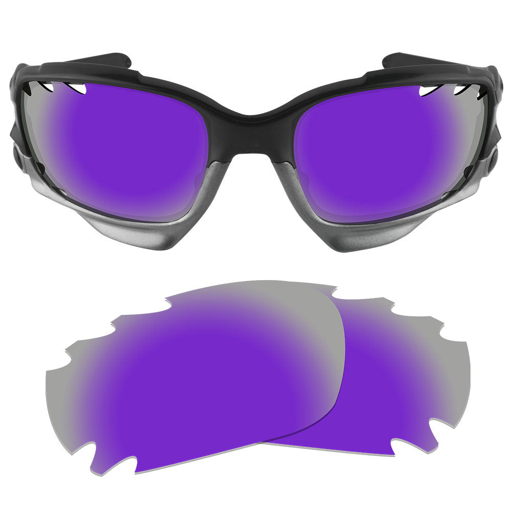 969784e7683 ... Dynamix Replacement Lenses for Oakley Jawbone Vented - Polarized Violet  Purple 1 ...