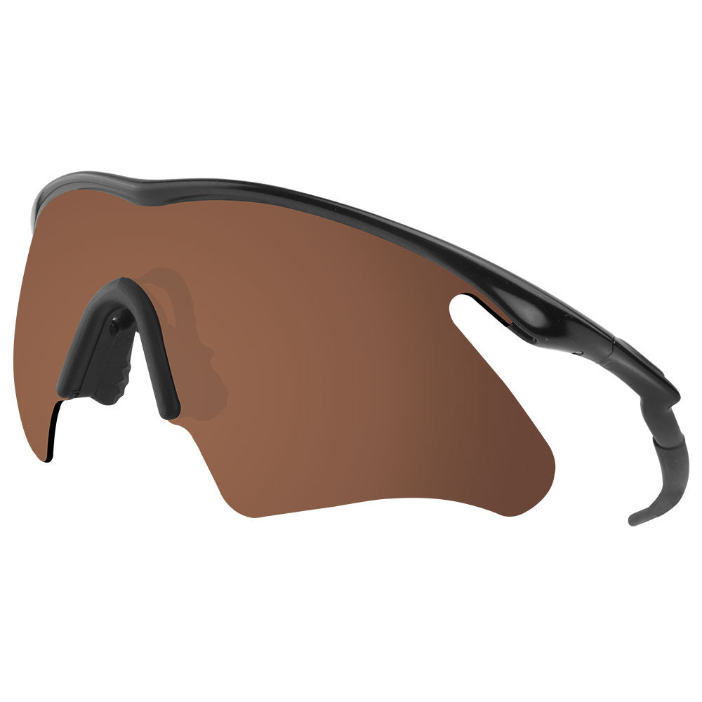 0c5a4f500c Dynamix Replacement Lenses for Oakley M Frame Heater - Polarized Earth Brown  5 ...