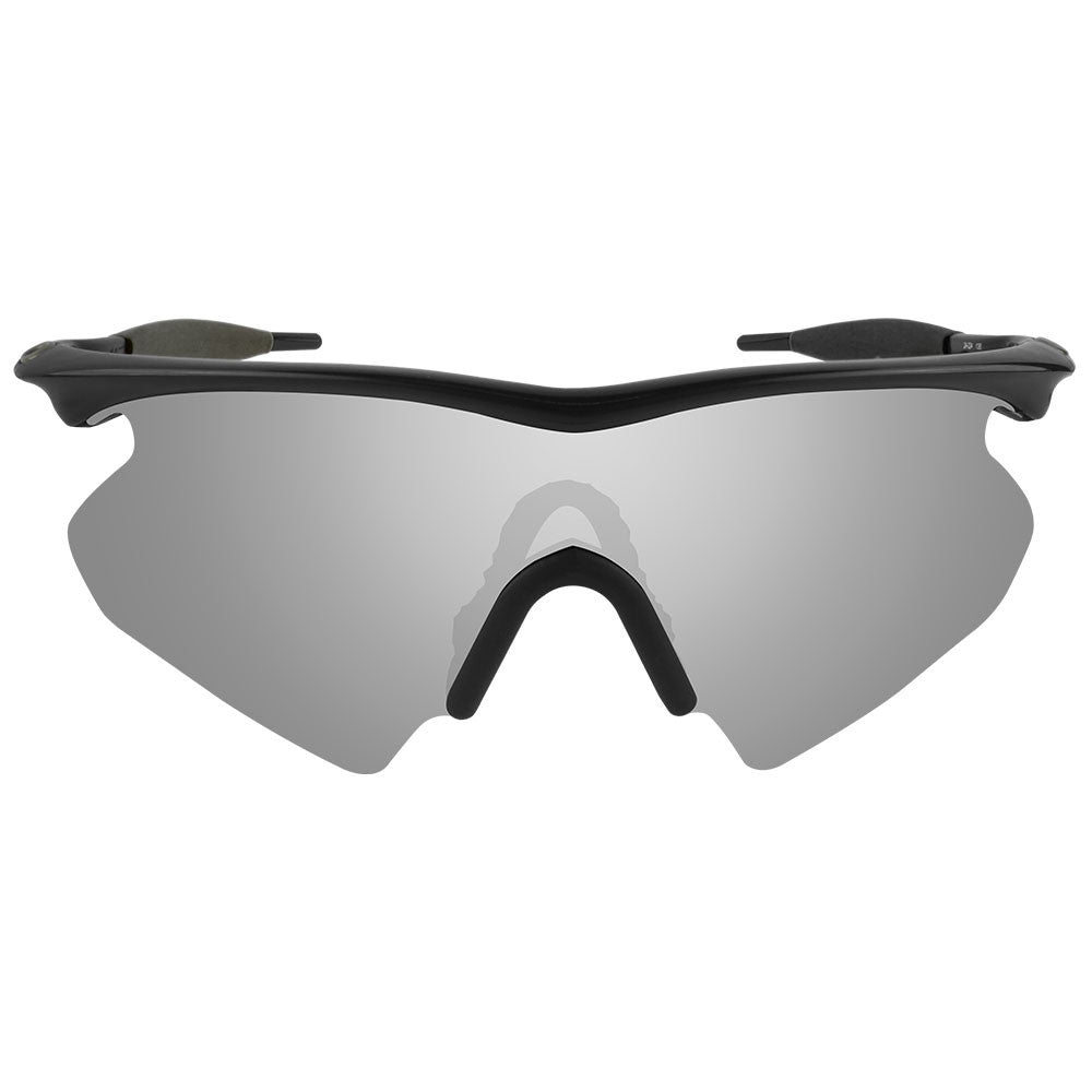 dynamix replacement lenses for oakley m frame heater polarized titanium 3 - M Frame