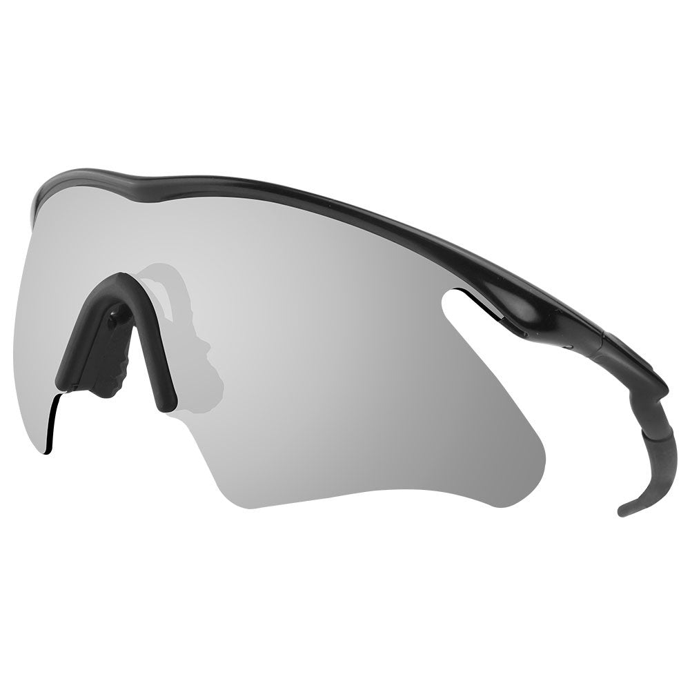 Dynamix Replacement Lenses for Oakley M Frame Heater - Polarized Titanium 5  ...