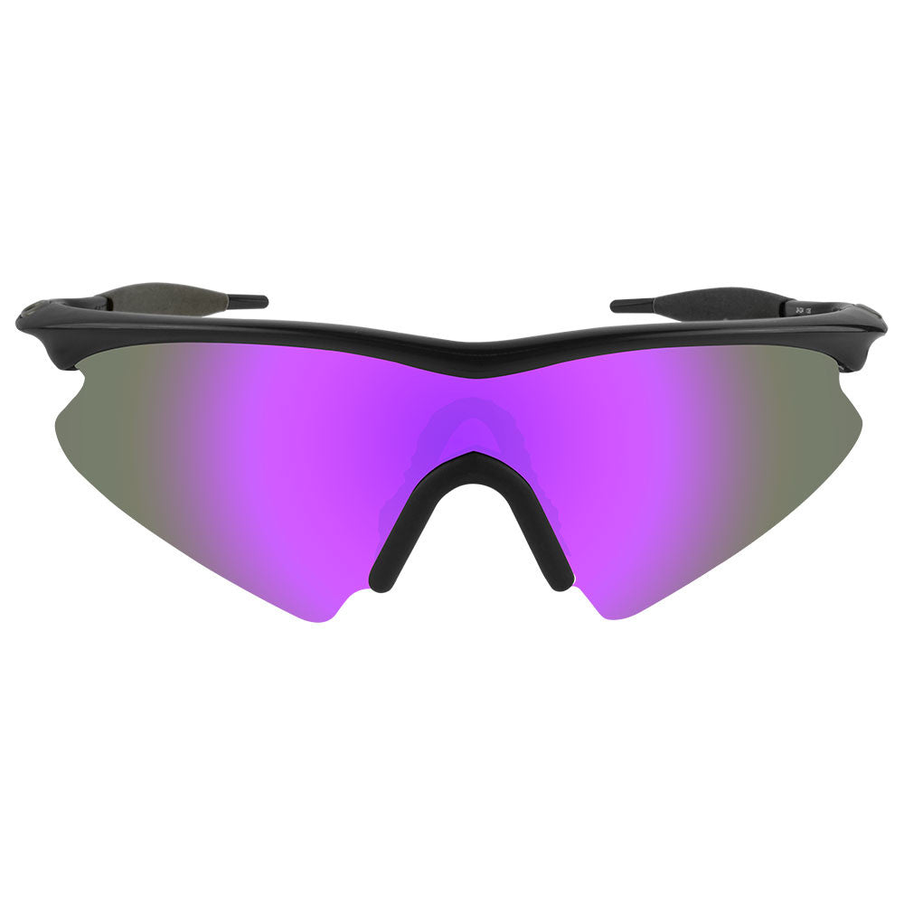 6556677ced ... Dynamix Replacement Lenses for Oakley M Frame Sweep - Polarized Violet  Purple 3 ...