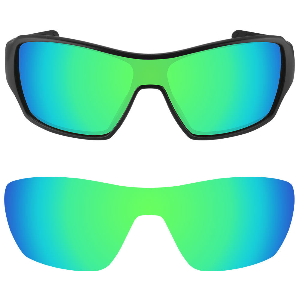 ec18bc73c5 ... Dynamix Replacement Lenses for Oakley Offshoot - Polarized Emerald  Green 1 ...