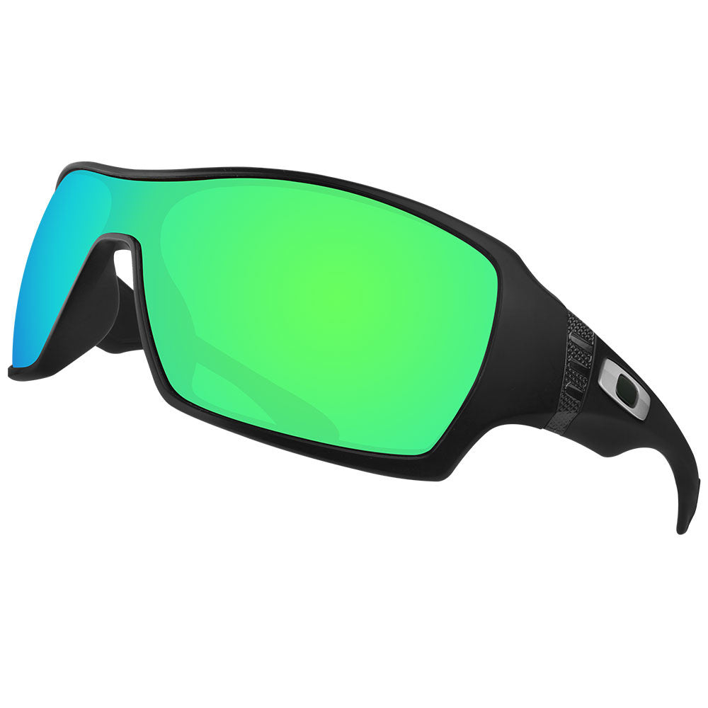 f85a457514 Dynamix Replacement Lenses for Oakley Offshoot - Polarized Emerald Green 5  ...
