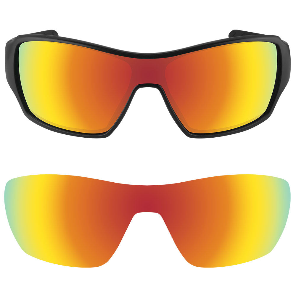 0f7e9509d72 ... Dynamix Replacement Lenses for Oakley Offshoot - Polarized Fire Red 1  ...