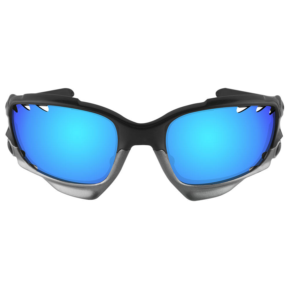 e04c0af83aca7 ... Dynamix Replacement Lenses for Oakley Racing Jacket Vented - Polarized  Ice Blue 3 ...