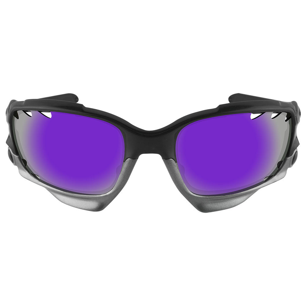 6c7934f265a75 ... Dynamix Replacement Lenses for Oakley Racing Jacket Vented - Polarized  Violet Purple 3 ...
