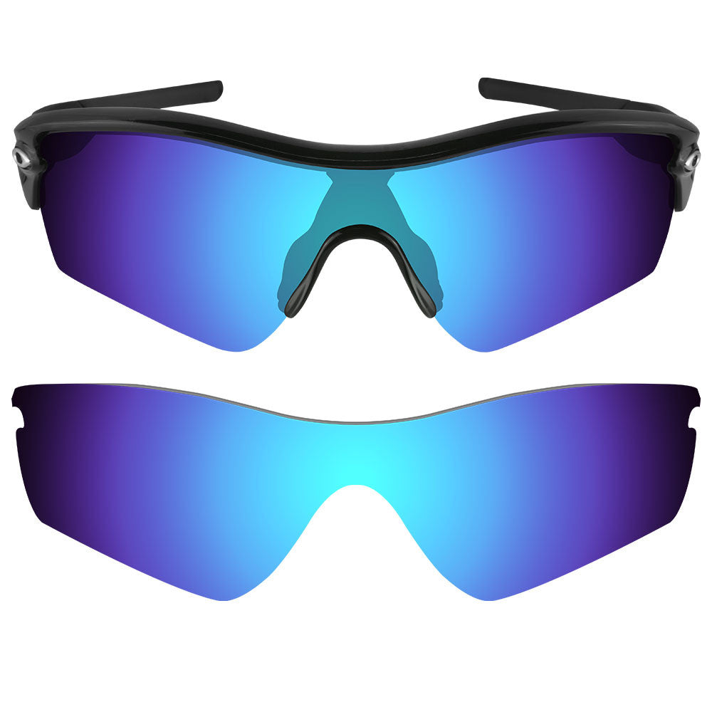d5c48d9c4e2 ... Dynamix Replacement Lenses for Oakley Radar Path - Polarized Ice Blue 1  ...