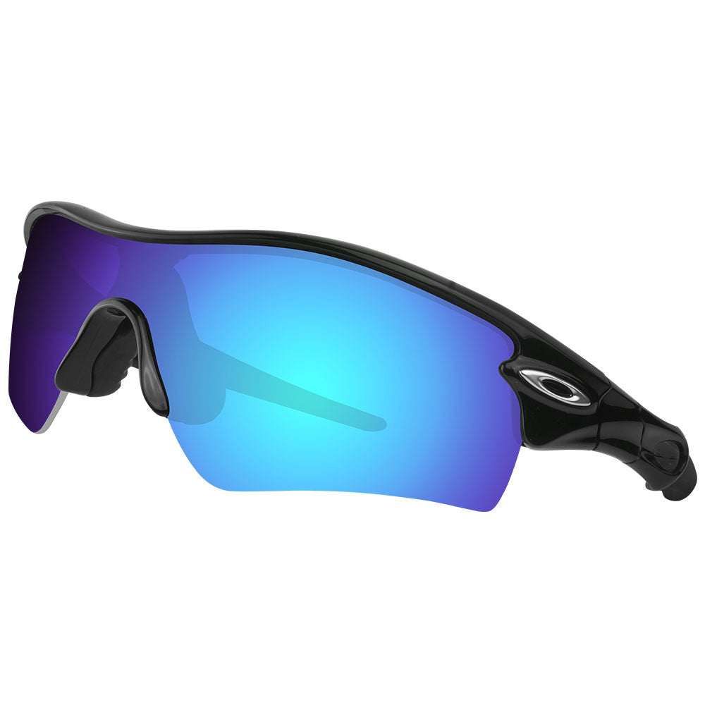 a539d0a211c Dynamix Replacement Lenses for Oakley Radar Path - Polarized Ice Blue 5 ...