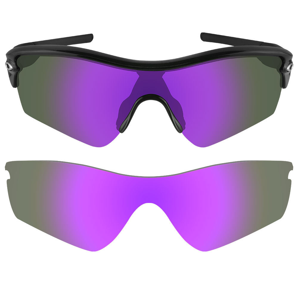 61927b95673 ... Dynamix Replacement Lenses for Oakley Radar Path - Polarized Violet  Purple 1 ...