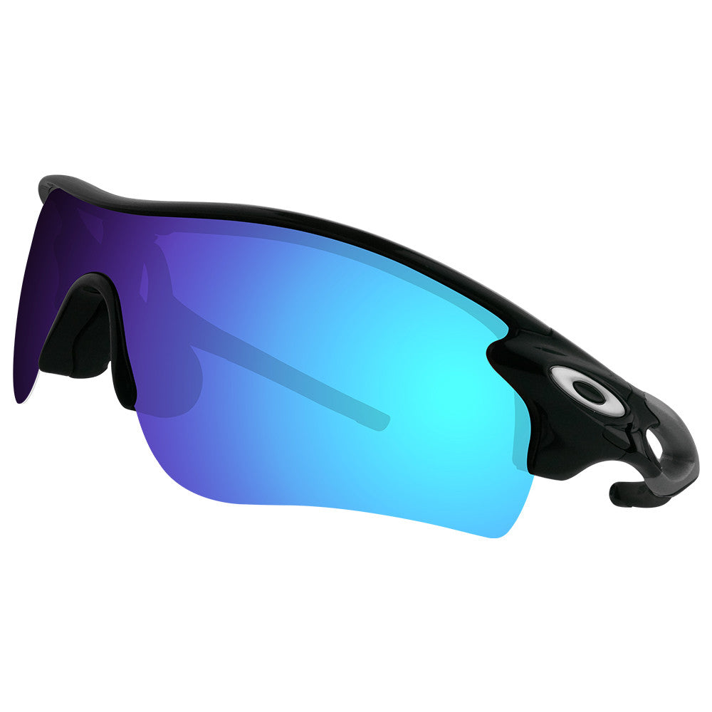 0676f53c472 Dynamix Replacement Lenses for Oakley RadarLock Path - Polarized Ice Blue 5  ...