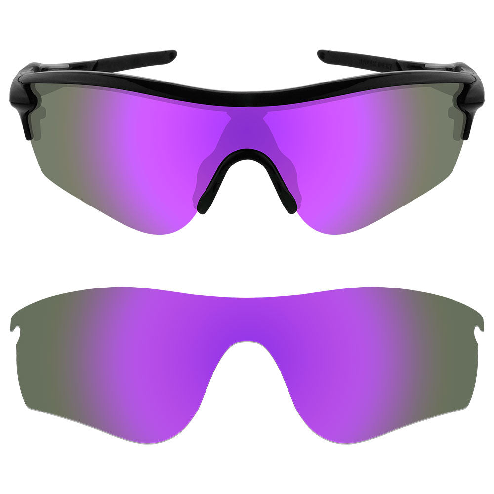 6f3fb1eaba6 ... Purple 5  Dynamix Replacement Lenses for Oakley RadarLock Path - Polarized  Violet Purple 1 ...
