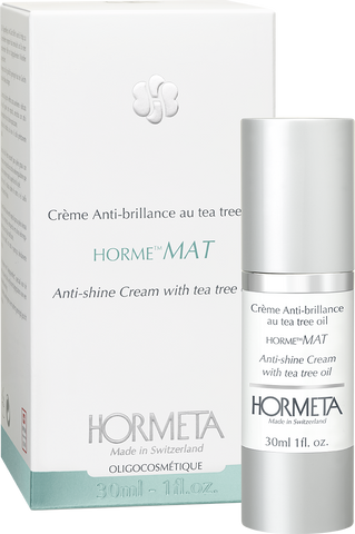 HORME MAT Anti-Shine Cream with tea tree oil