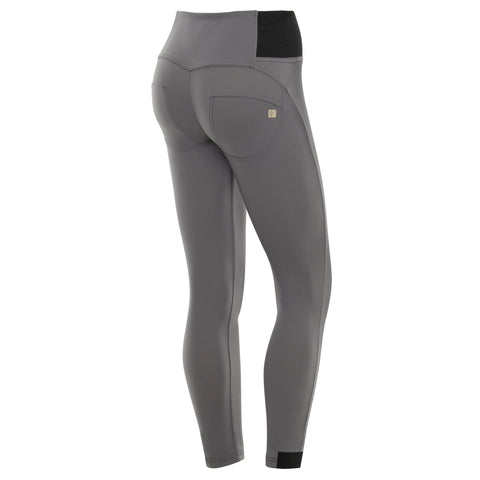 WR.UP D.I.W.O.®PRO Stonington Grey Cellulite Reduction / Mid Long Length / High Waist