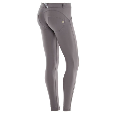 WR.UP D.I.W.O.® PRO Stonington Grey /Cellulite Reduction / Full Length / Low Waist