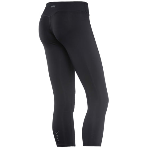 SUPERFIT ®/ Black Leggging / Short Length / Low Waist
