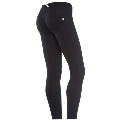 WR.UP D.I.W.O PRO / Black Cellulite Reduction / Long Length / Low Waist