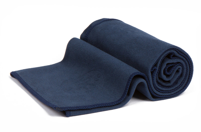 eQua® Hand Towel | Manduka håndkle | Yoga håndkle | Midnight