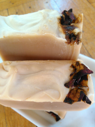 Art Heals: Soap Making and It's Legacy