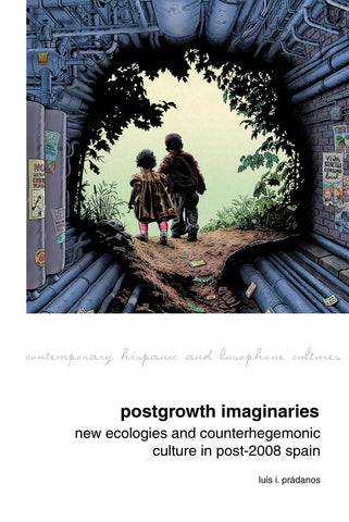 Postgrowth Imaginaries cover