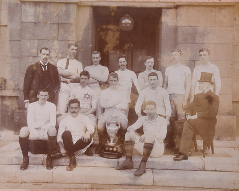 Sir Patrick Dun's Rugby Football Team, 1895