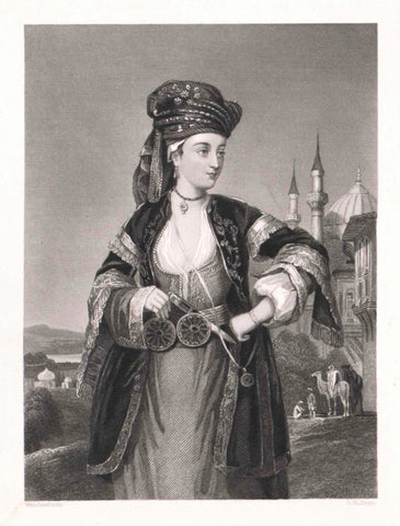 Lady Mary Wortley Montagu