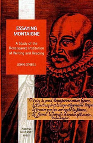 Essaying Montaigne