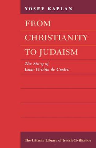 From Christianity to Judaism