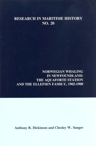 Norwegian Whaling in Newfoundland