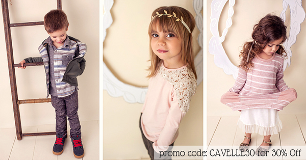 Cavelle Kids Sale!