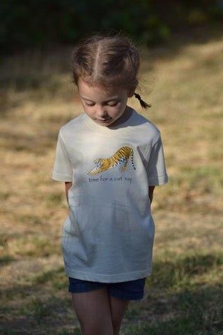 Wild Heroes l American Made Organic Tees l Wildlife Conservation