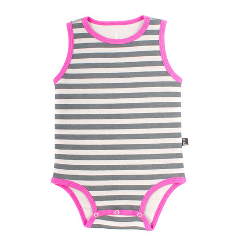 Orchid Striped Tank