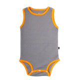 Tangerine Tank One Piece