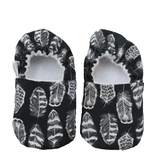 Plumes Baby Moccs